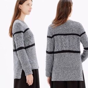 Madewell Patternstorm Pullover Sweater